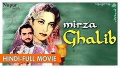 Mirza Ghalib 1954 Full Movie | Bharat Bhusan Suraiya | Old Hindi Film | Nupur Audio