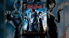 Action Movies 2014 - Hellboy 2004 Fantasy Movie English Hollywood