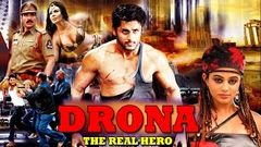 Drona The Real Hero - (2015) - Dubbed Hindi Movies 2015 Full Movie HD l Nitin Priya Mani