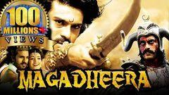Magadheera Hindi Dubbed Full Movie | Ram Charan Kajal Aggarwal Dev Gill Srihari