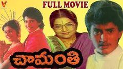 Chamanthi (1992) - Full Length Telugu Film - Prasanth - Roja - R K Selvamoni