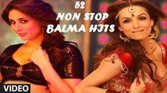 52 Non Stop Balma Hits (Official) - Full Length Video - Exclusively on T-Series Popchartbusters