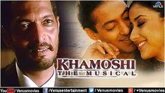 Khamoshi The Musical Full Movie   Hindi Movies Full Movie   Salman Khan Movies   Manisha Koirala  