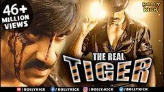 The Real Tiger | Hindi Dubbed Movies 2015 Full Movie | Ravi Teja | Hindi Dubbed Movies