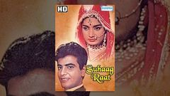 Suhaag Raat (1968) Hindi Full Movie - Jeetendra Rajshree | R Bhattacharya