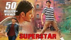Superstar (2016) Full Hindi Dubbed Movie | Brahmotsavam Mahesh Babu Shruti Haasan Tamannaah