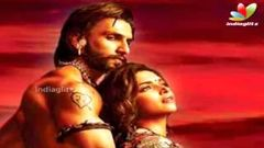 Ramleela First Look Trailer | Latest Bollywood Movie | Deepika Padukone Ranveer Singh