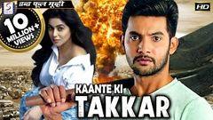 Kaante Ki Takkar - Dubbed Hindi Movies 2016 Full Movie HD l Aadhi Poorna Prabhu