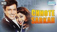 Chhote Sarkar (1996)(HD) - Govinda Shilpa Shetty Kader Khan - Superhit Bollywood Movie (Eng Subs)