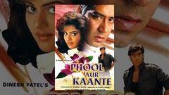 Phool Aur Kaante Full Hindi Movie (1991)