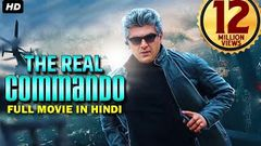 Jaanbaaz Comando - Ajith Nayantara | Hindi Dubbed Action Movie 2014 | Hindi Movies 2014 Full Movie