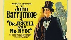 John Barrymore In Dr Jekyll And Mr Hyde 1920 - Full Hollywood Movie | Silent Drama 1920