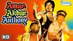 Amar Akbar anthony (HD) - Amitabh Bachchan - Rishi Kapoor - Vinod Khanna - Bollywood Movie