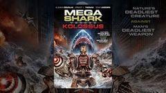Mega Shark Vs Kolossus ( Hindi ) l 2017 l Latest Hollywood Movie Dubbed Hindi HD Full Movie