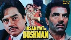 Hindi Movies Full Movie | Insaniyat Ke Dushman | Dharmendra Movies | Hindi Action Movies
