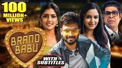Brand Babu (2019) NEW RELEASED Full Hindi Dubbed Movie | Sumanth Murali Sharma Eesha Pujita