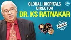 Global Hospitals Director Dr KS Ratnakar Exclusive Interview    Business Icons With iDream #13