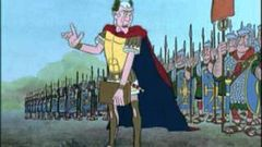 hindi cartoon - The Twelve Tasks of Asterix - Hindi cartoon movies