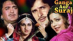 Ganga Aur Suraj | Full Hindi Movie | Sunil Dutt Shashi Kapoor Reena Roy