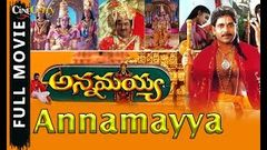 Annamayya | Full Telugu Movie | Nagarjuna Ramya Krishna