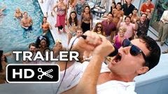 The Wolf of Wall Street Official Trailer 2 (2013) - Leonardo DiCaprio Movie HD