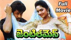 Gentleman Full Length Telugu Movie Arjun Madhubala Subhashri