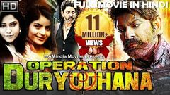 Operation D (2018) Hindi Dubbed Full Movie 2018 |New Released South Indian Full Hindi Dubbed Movie