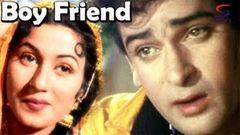 BOY FRIEND - Shammi Kapoor Madhubala