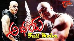 Abhay - Full Length Telugu Movie - Kamal Hassan - Raveena Tandon - Manisha Koirala
