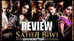 Hindi Movies 2013 Full Movie Saheb biwi aur Gangster Returns Full 720p Irfan Khan Jimmy S