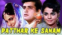 Patthar Ke Sanam (1967) Full Hindi Movie | Manoj Kumar Waheeda Rehman Pran Mumtaz