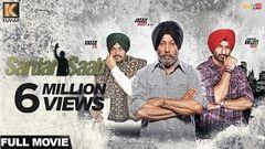 Sardar Saab - Full Movie | Jackie Shroff Daljeet Kalsi Guggu Gill | Latest Punjabi Movies 2017