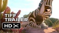 TIFF (2013) - Khumba Trailer 1 - Liam Neeson Steve Buscemi Animated Movie HD