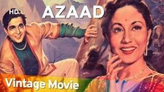 Azaad (HD) - Dilip Kumar - Meena Kumari - Pran - Bollywood Classic Movie
