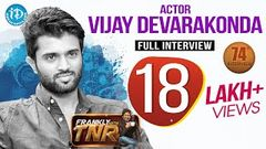 Arjun Reddy Hero Vijay Deverakonda Exclusive Interview Frankly With TNR 74