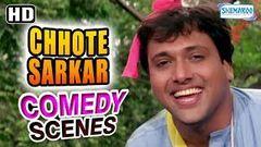 Hindi Movies Full Movie | Chhote Sarkar | Govinda Movies | Shilpa Shetty | Hindi Comedy Movies