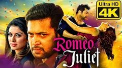 Romeo Juliet (4K Ultra HD) Hindi Dubbed Movie   Jayam Ravi, Hansika Motwani, Poonam Bajwa