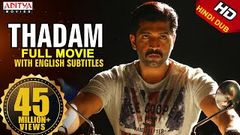 Thadam 2019 New Released Hindi Dubbed Full HD Movie|, Arun Vijay, Vidya Pradeep, Tanya Hope