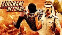 Bajirao Singham Returns 3 | South Movies Hindi Dubbed 2015 | Bollywood Full Movies | Sudeep
