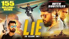 LIE (2017) Full Movie in Hindi   Nithiin Arjun Megha Akash   Riwaz Duggal   New Release