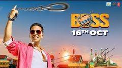 Boss│Hindi Movie Review│Bollywood Film│Akshay Kumar
