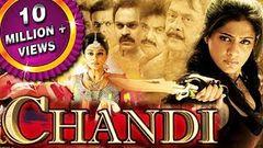 Chandi (Chandee) Hindi Dubbed Full Movie | Priyamani Krishnam Raju Sarathkumar