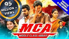MCA (Middle Class Abbayi) 2018 New Released Hindi Dubbed Movie | Nani Sai Pallavi Bhumika Chawla