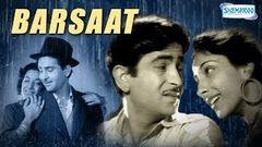 Barsaat(1949)(HD) Hindi Full Movie - Raj Kapoor Nargis - Bollywood Classic Movie-With Eng Subtitles