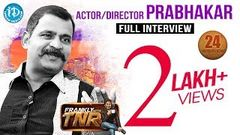 Prabhakar Exclusive Interview Frankly With TNR 24 Talking Movies With iDream 168