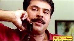 Rakshasa Rajavu | Mammootty Action Thriller Movie | Dileep | Meena | Kavya Madhavan