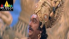 Adhipathi - 7 15 - Mohan Babu & Preeti Jangyani