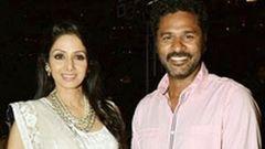 Prabhu Dheva Gives Home for Sridevi | Hindi Latest News | Boney Kapoor Fire Broke Out