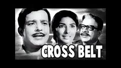 Cross Belt 1970 Full Malayalam Movie | Sathyan Sharada Kaviyoor Ponnamma Adoor Bhasi