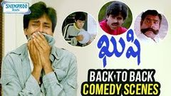 Kushi Telugu Full Movie | Pawan Kalyan | Bhoomika Chawla | Mani Sharma